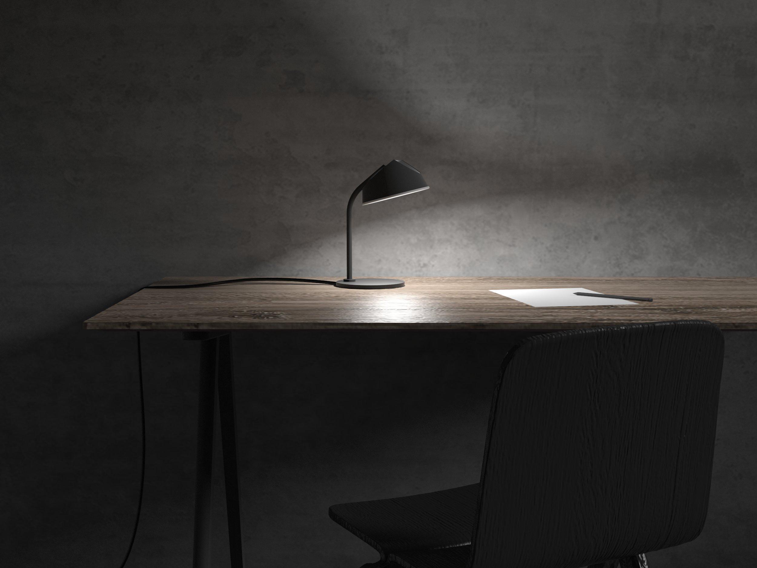 Escritorio Flexo diseño Iluminacion lampara mesa