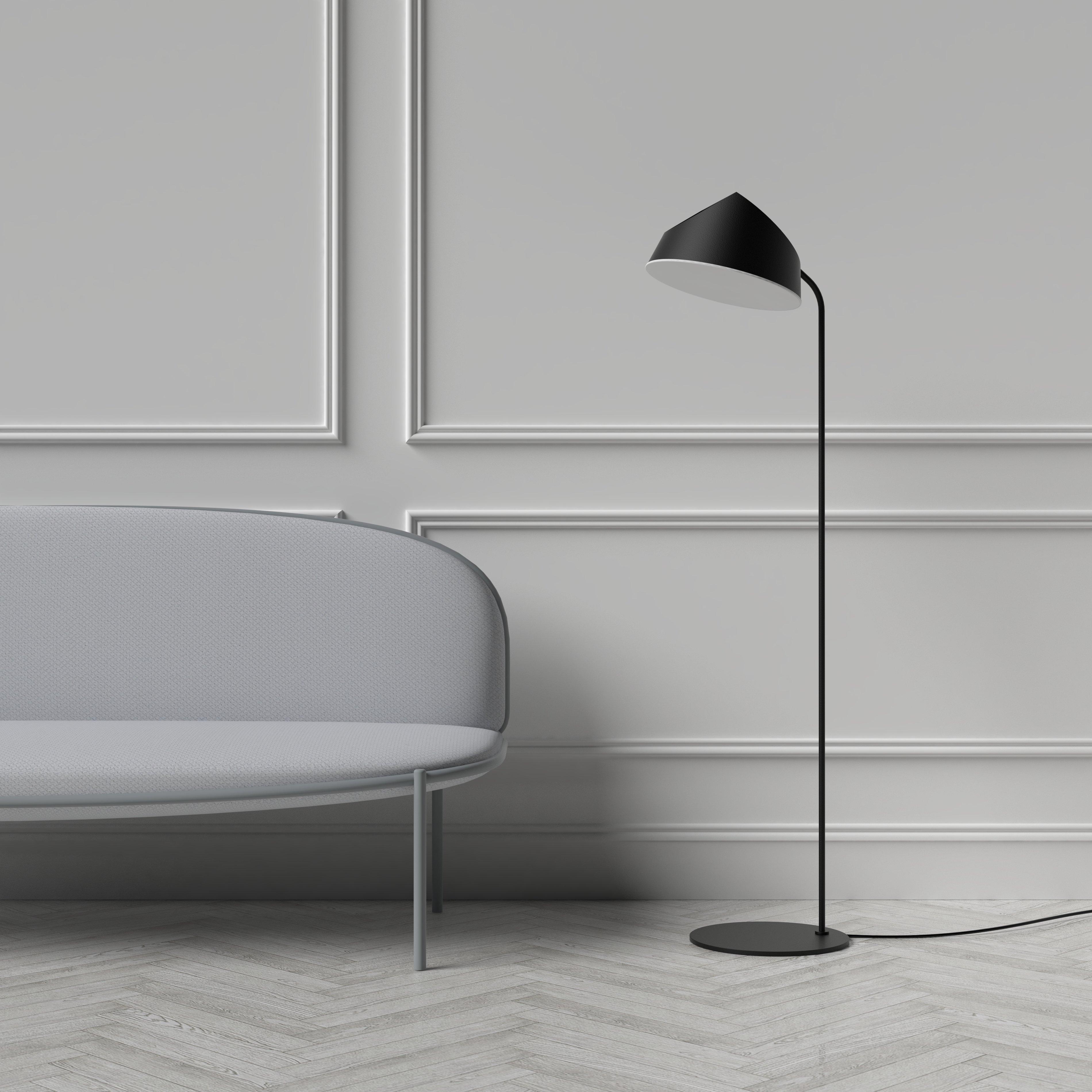 Lampara Diseño suelo minimalista