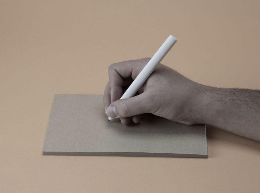 diseño producto impreso 3d portaminas