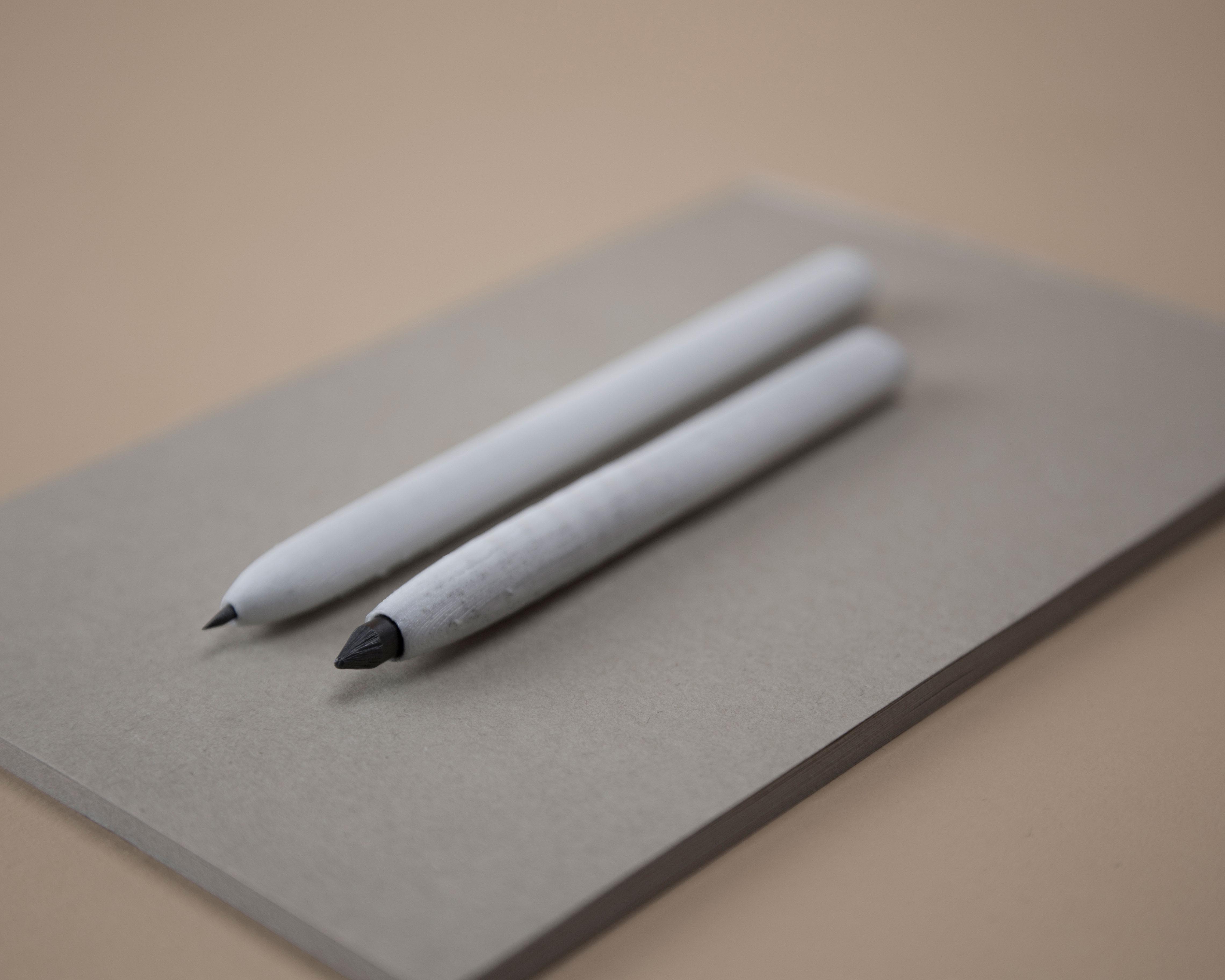 Close Up 3D Print Lead Pencil
