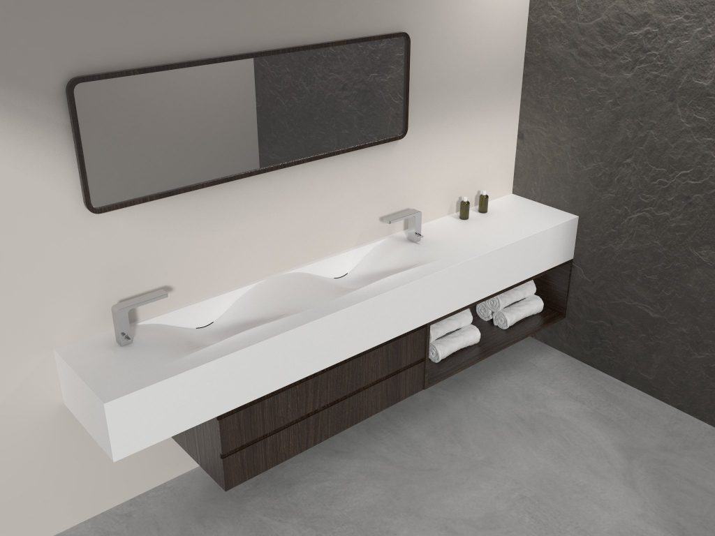bathroom design victor segarra krion